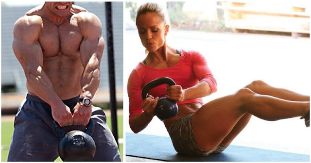 Why are kettlebell workouts becoming so popular
