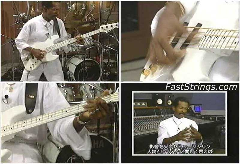 Larry Graham - Super Slapping Bass