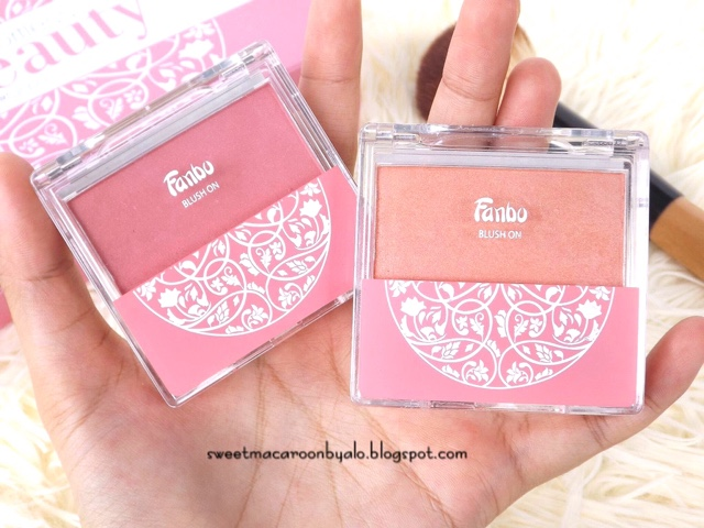 Fanbo Blush On