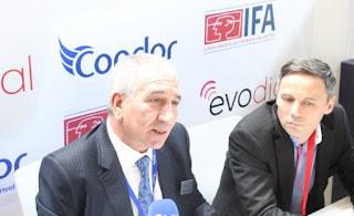 Condor@IFA2016, le géant algérien annonce la distribution de ses Smartphones sur le marché français.