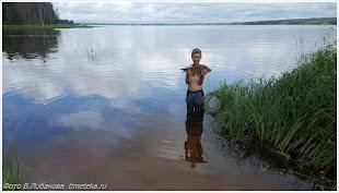 Озеро Пено. Фото В.Лобанова.