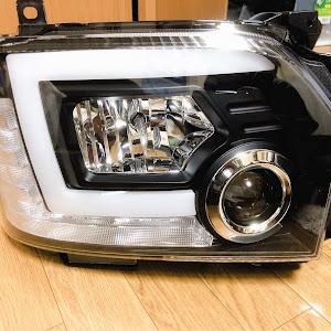 ハイエースバン  200系 S-GL 3型のライトのカスタム事例画像 naoさんの2019年01月18日20:47の投稿