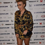 OIC - ENTSIMAGES.COM - Tallia Storm at the  Lan Nguyen-Grealis: Art & Makeup - book launch party in London 17th September 2015 Photo Mobis Photos/OIC 0203 174 1069