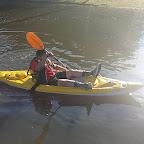 Chance Kayaking At Camp Dillard