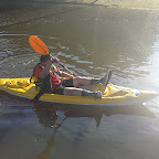 Chance Kayaking At Camp Dillard