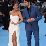 OIC - ENTSIMAGES.COM - Emmanuelle Chriqui and Adrian Grenier at the Entourage - UK film premiere  in London 9th June 2015  Photo Mobis Photos/OIC 0203 174 1069