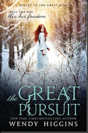 The Great Pursuit  (Eurona Duology #2)