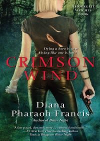 Crimson Wind By Diana Pharaoh Francis