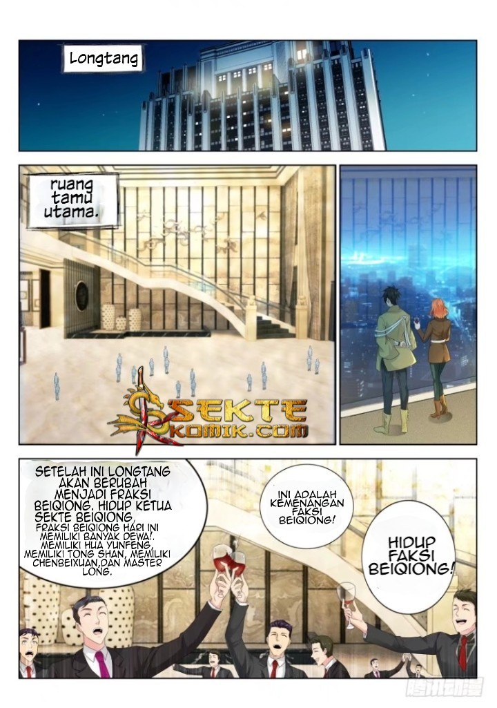 Rebirth Of The Urban Immortal Cultivator: Chapter 287 - Page 12