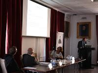 31 A konferencián számos érdekes prezentációt láthattak a résztvevők.JPG