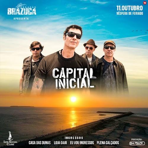 Show Capital Inicial em São Luís