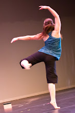 Photo: Broken Choreographer: Janeen Martin Dancer:  Janeen Martin Photo By: Stan Plewe