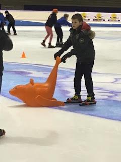 schaatsen groep 5 en 6
