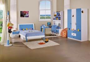Giường ngủ cho bé BBSM0809