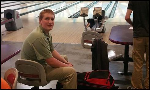 Joshua State Bowling 2017