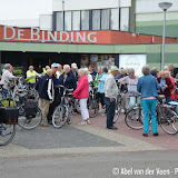 Startdag Fietsdriedaagse 2017 Oude Pekela - Foto's Abel van der Veen