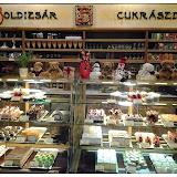 2. kép: Boldizsár Cukrászda - Agria Park - Sütemények, teák, kávék