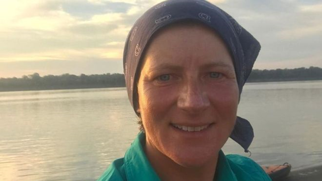Emma Kelty, 43, of London, was murdered in September 2017 during an attempt to paddle the entire Amazon by kayak. Photo: Emma Kelty