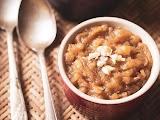 How to Make Apple Halwa Recipe