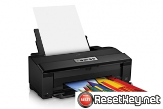 Resetting Epson 1430 printer Waste Ink Counter