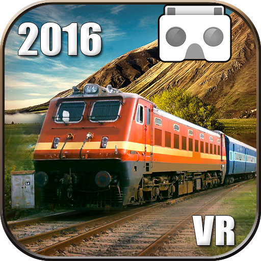 Mountain Train 2016 VR - PRO