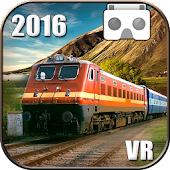 Mountain Train 2018 VR - PRO