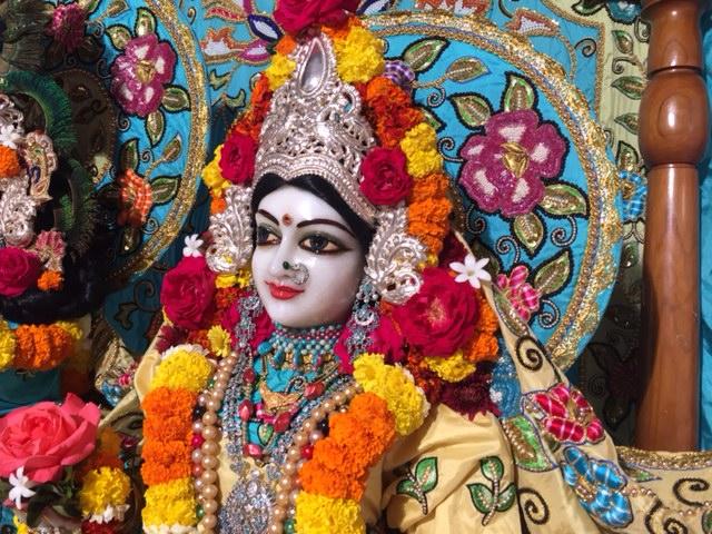 ISKCON Raipur Deity Darshan 04 jan 2017 (6)