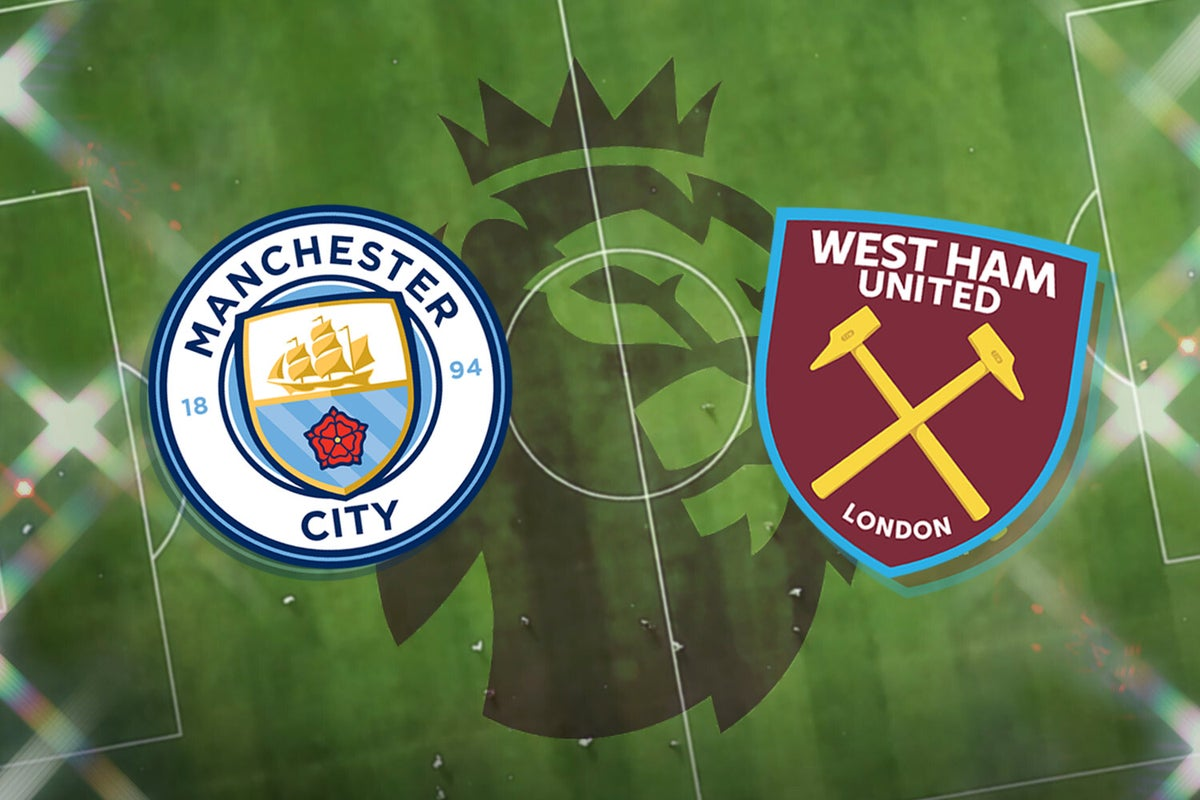 Manchester City vs West Ham preview, team news, stats, prediction, kick-off time