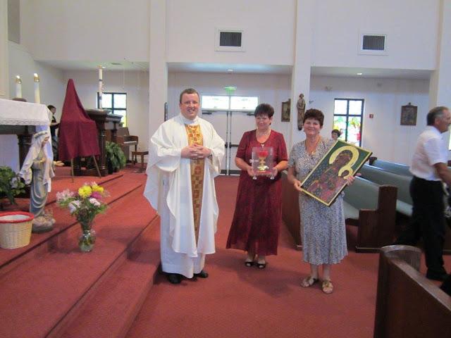 Maj/Czerwiec 2011. ks. Mariusz Lis, SChr. w Polskim Katolickim Apostolacie w Lawrenceville /Atlancie - IMG_0019.jpg