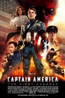 Baixar Filme Capitão América: O Primeiro Vingador (2011) Dublado Torrent Grátis
