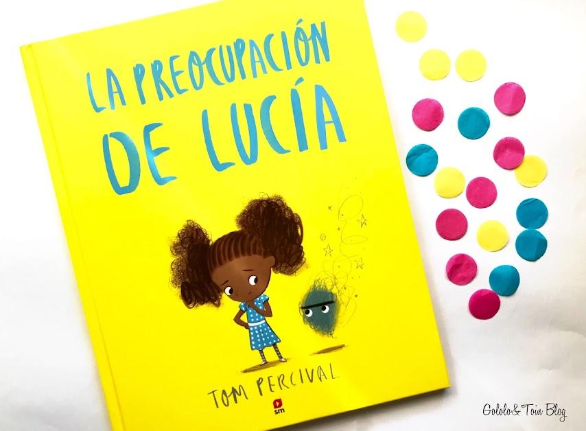 La preocupación de Lucía, SM