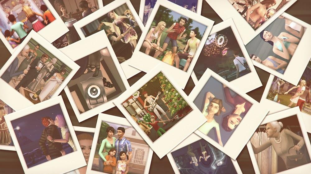 Vier Dat De Sims Jarig Zijn Met Leuke Wallpapers En Een Infografiek
