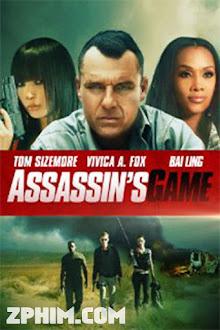 Trò Chơi Sát Thủ - Assassin's Game (2015) Poster