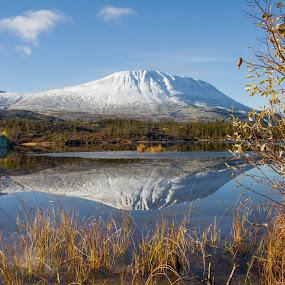 by Wiggo Løvik - Landscapes Mountains & Hills (  )