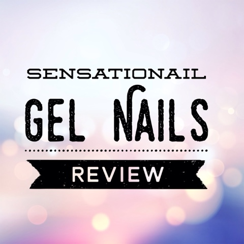 Sensationail Gel Nails Review