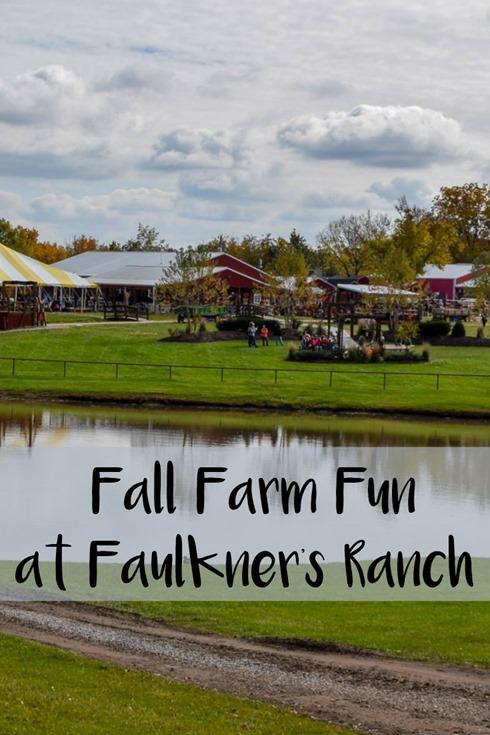 Fall Farm Fun at Faulkner's Ranch