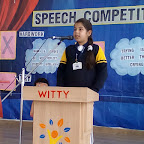 Speech Competition (Grade 3-AB) 11-2-2017