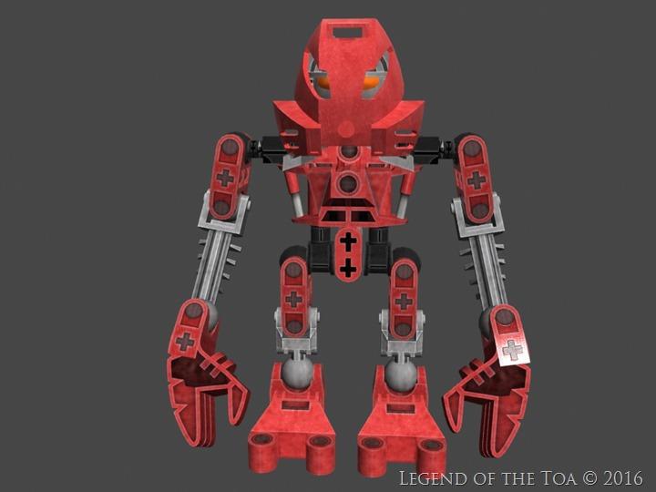 Tohungatoran_textured_3