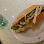 sandwich herring filet in Innsbruck, Tirol, Austria