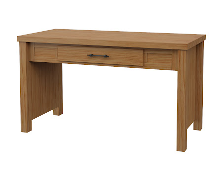 Ashton Writing Desk in Manor Hickory