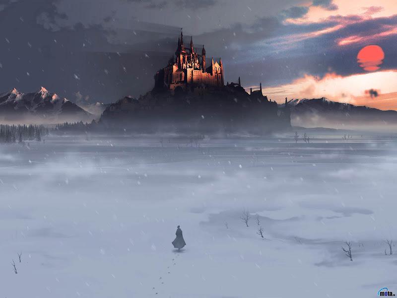 Horror Landscape Of Nightmare, Magical Landscapes 3