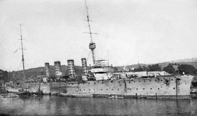 HMAS_Sydney_1912