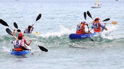 khach-san-da-nang-beach-dua-thuyen-kayak