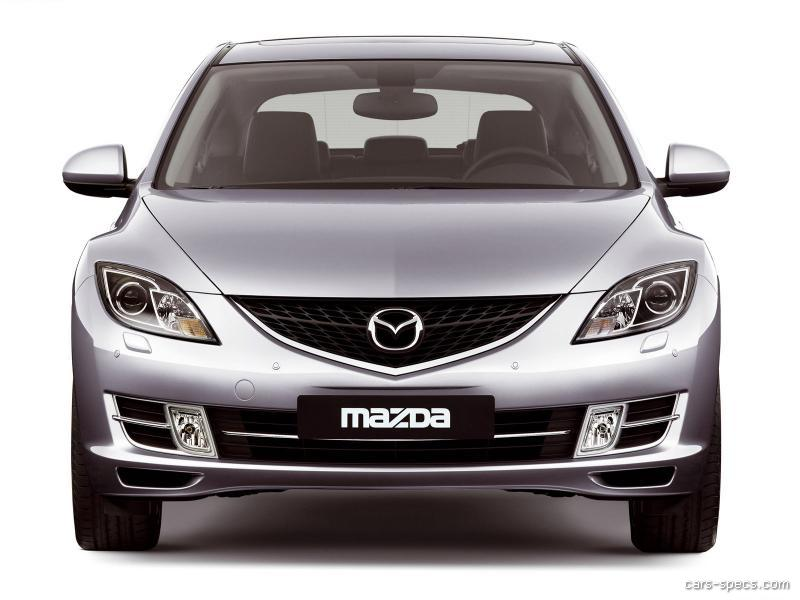 2007 mazda mazda6 hatchback specifications pictures prices. Black Bedroom Furniture Sets. Home Design Ideas