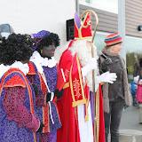 Sinterklaas 2012 Ontvangst