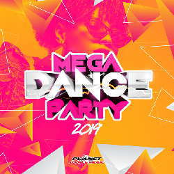 CD Mega Dance Party 2019 - Vários Artistas (Torrent)