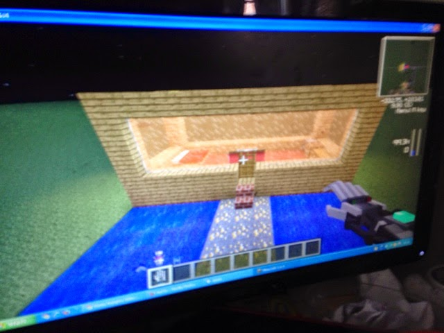Paper Minecraft Playthrough Episode 3Making a Bed  YouTube
