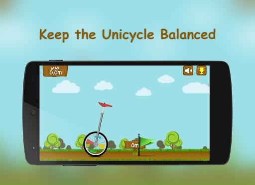 Unicycle Bike Challenge