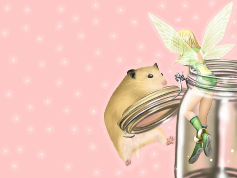 Charming Pixie Girl, Fairies Girls 2
