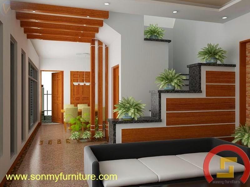 Mẫu thiết kế nội thất nhà phố 708